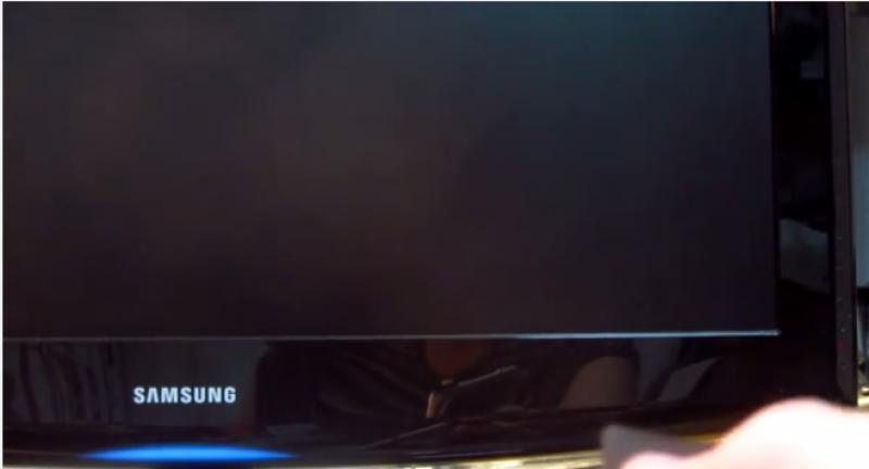 Ремонт телевизора самсунг своими руками не включается экран 91